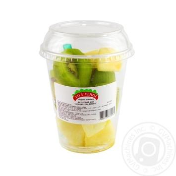 Фруктовый микс Vita Verde ананас-киви-манго 200г