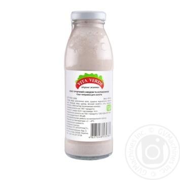 Соус-заправка для салатов Vita Verde Горчичный с медом и клюквой 300мл