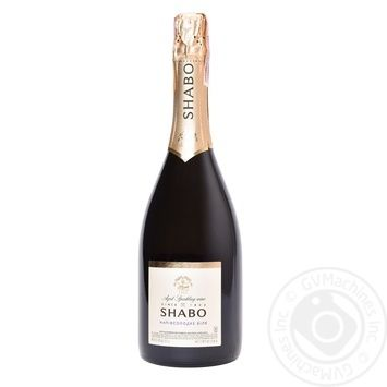 Shabo Classic white semi-sweet sparkling wine 10.5-13.5% 0,75l - buy, prices for Novus - image 2