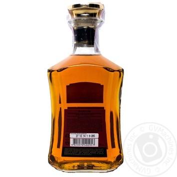 Коньяк Shabo 1788 4года V.O. 40% 0,375л - купить, цены на МегаМаркет - фото 2