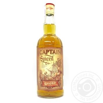 Ром Captain Spiced 35% 0,7л