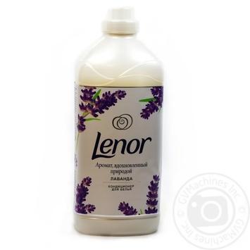 Кондиционер для белья Lenor Лаванда 1,785л