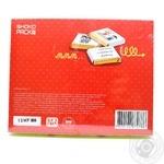 Набор шоколадный подарочный Shokopack Love is... 12*5г 60г - купить, цены на Novus - фото 2