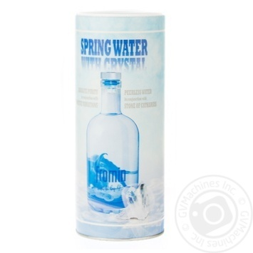 FROMIN Crystal Water 0.7l glass
