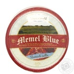 Сир 40% з блакитною пліснявою і вяленими томатами Мемель Блю Vilvi 140г