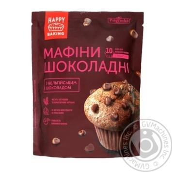 Смесь для выпечки Pripravka маффины шоколадные 300г