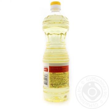 Масло подсолнечное Marka Promo рафинированное марки П 850мл - купить, цены на Novus - фото 2