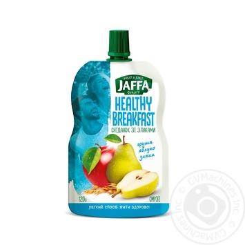 Смузі Jaffa Healthy Breakfast Груша-Яблуко-Злаки 120г - купити, ціни на Novus - фото 1