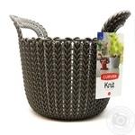 Кошик XS Knit 3L темно-коричнева Сurver