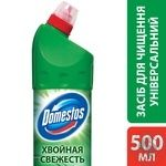 Toilet cleaning gel Domestos Pine freshness 500ml - buy, prices for Novus - image 2