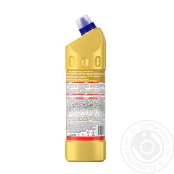 Чистящее средство для унитаза Domestos   Ультра блеск 1л - купить, цены на Восторг - фото 2