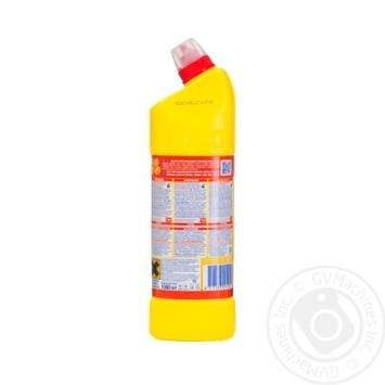 Чистящее средство Domestos Лимонная свежесть универсальное 1л - купить, цены на Novus - фото 3