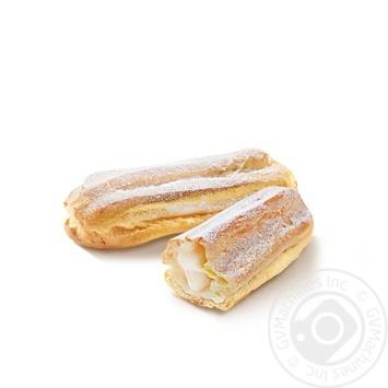 Пирожные БКК эклеры французские 3шт 165г - купить, цены на Фуршет - фото 2