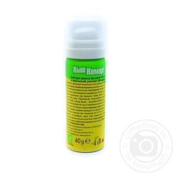Аерозоль-репелент киш-комар для дітей, захист 3 год.Еn Jee 40 г - купить, цены на Novus - фото 2