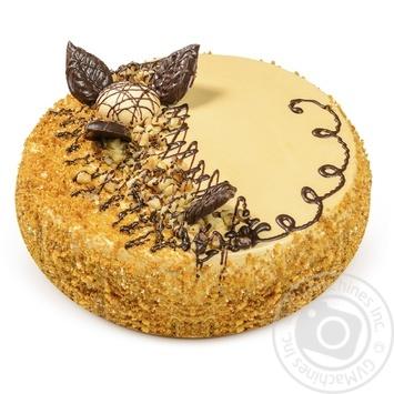 BKK Gretskyy gorishok cake 450g - buy, prices for Metro - image 2