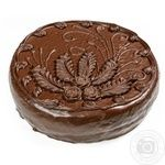 Торт БКК Грильяжный глазурированный 450г - купить, цены на Novus - фото 2