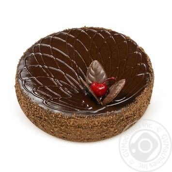 Торт БКК Пражский с вишней 850г - купить, цены на Novus - фото 2