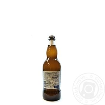 Пиво Hoegaarden Wit-Blanche світле 4,9% 0,75л - купити, ціни на МегаМаркет - фото 2