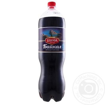 Напиток сильногазированный Legenda Байкал 2л - купить, цены на Ашан - фото 2