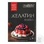 Gelatin Pripravka quick-dissolving for desserts 15g packaged