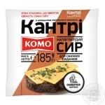 Сыр Комо Кантри полутвердый 50% 185г