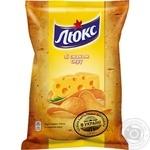 Чіпси Люкс картопляні зі смаком сиру 71г