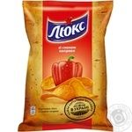 Lux chips paprika 71g