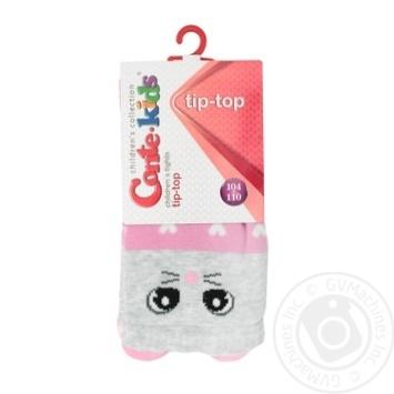 Колготки дитячі Conte Kids Tip-Top 17С-60СП розмір 104-110 16,448 світло-рожевий - купить, цены на Novus - фото 1