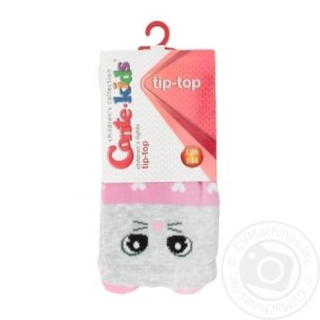 Колготки дитячі Conte Kids Tip-Top 17С-60СП розмір 128-134 20,448 світло-рожевий - купить, цены на Novus - фото 2