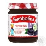 Puree Bambolina prunes for children from 4 months 100g