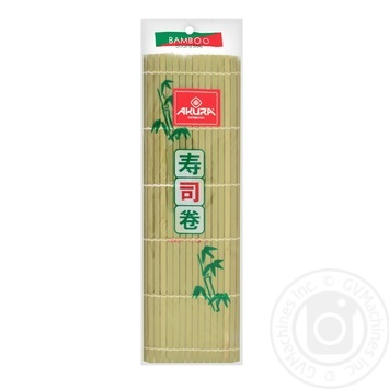 Akura Bamboo Sushi Mat - buy, prices for MegaMarket - image 1