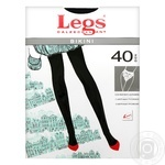 Колготи жіночі Legs 261 Bikini 40 №3 Nero