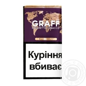 Тютюн Graff Black Currant 30г