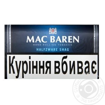 Табак Mac Baren Half Zware Shag 30г