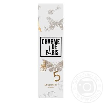 Charme De Paris Eau de Parfum 100ml - buy, prices for MegaMarket - image 1