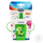 Поильник Canpol babies зеленый 250мл
