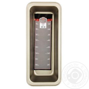 Форма для випікання 33х14х7 см Арт.BH 1426 - купити, ціни на МегаМаркет - фото 3