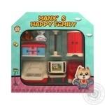 Набір меблів Manx's Happy Family дитяча кімната  9шт