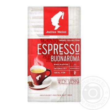Coffee Julius meinl ground 250g - buy, prices for MegaMarket - image 1