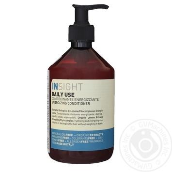 Кондиционер Insight энергетический для ежедневного ухода за волосами всех типов 500мл
