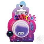Набор для лепки Monster Gum Жвачка для рук перламутровая 21г