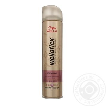 Wellaflex Strong Fixation For Hair Lacquer - buy, prices for Auchan - photo 1