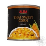 Vegetables corn maize canned 340g can