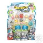 Grossery Gang Dump Figurines Set 12pc