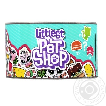 Набор игрушек Littlest Pet Shop Голодный зверек - купить, цены на Novus - фото 1