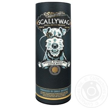 Виски Douglas Laing Scallywag 46% 0.7л - купить, цены на Novus - фото 1