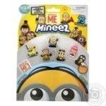 Набір ігровий Mineez Moose Фігурки 6шт DM358203 шт