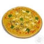Пицца Четыре сыра 440г