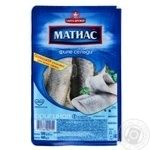 Сельдь филе оригинальное Матиас 500г