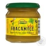 Соус Zanuy Guacamole Salsa з авокадо 190г